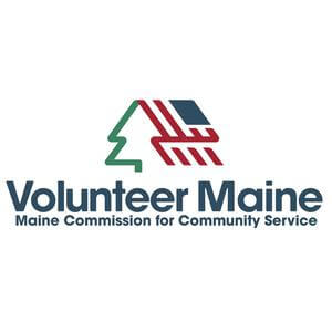 Volunteer Maine logo