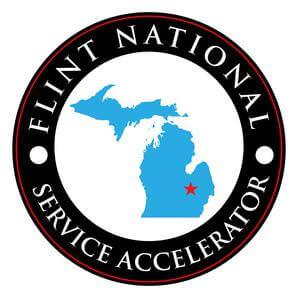 Flint National Service Accelerator logo