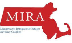 Massachusetts Immigrant and Refugee Advocacy Coalition 's logo