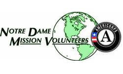 Notre Dame Mission Volunteers's logo