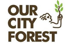 Our City forest's logo