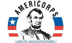 Land of Lincoln AmeriCorps's logo