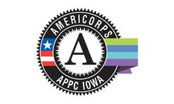 AmeriCorps Partnering to Protect Children's logo