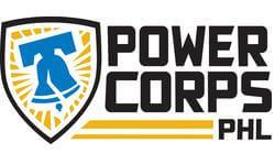 PowerCorpsPHL's logo