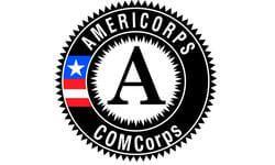 COMCorps, an AmeriCorps Program's logo