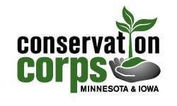 Conservation Corps Minnesota & Iowa's logo