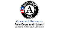 Graceland University AmeriCorps Youth Launch's logo