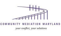 Community Mediation Maryland's logo
