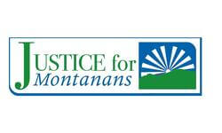 Justice for Montanans's logo