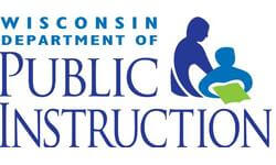 Wisconsin Department of Public Instruction's logo