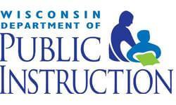 Wisconsin Department of Public Instruction's logo