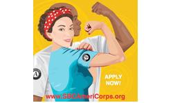 Santa Barbara County AmeriCorps Partnership for Veterans & People Experiencing Homelessness's logo