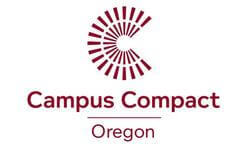 Campus Compact of Oregon's logo