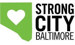 Strong City Baltimore's logo
