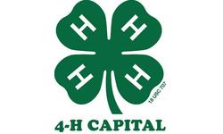 Travis County 4-H CAPITAL logo