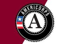 Springfield College AmeriCorps Program's logo