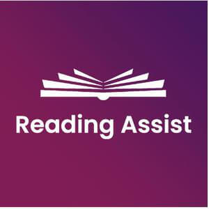 Reading Assist's logo