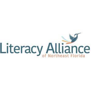 Literacy Alliance of Northeast Florida, Inc.'s logo