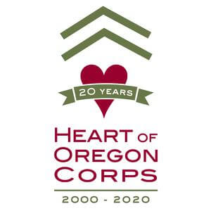 Heart of Oregon Corps's logo