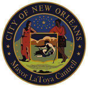 City of New Orleans AmeriCorps VISTA Program - Office of Mayor LaToya Cantrell's logo
