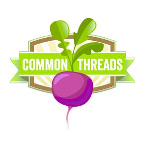 Common Threads Farm's logo