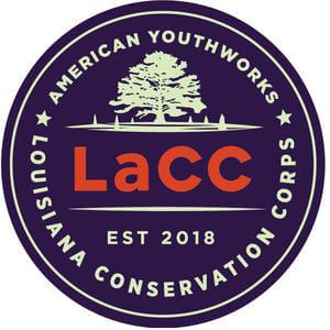Louisiana Conservation Corps of American YouthWorks's logo