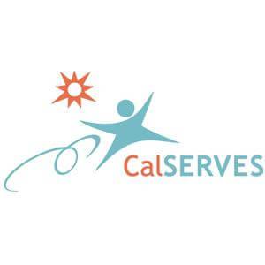 CalSERVES AmeriCorps's logo