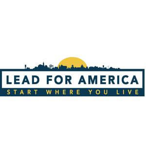 Lead for America's logo