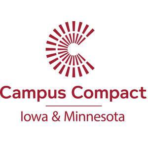 Iowa Campus Compact's logo
