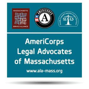 AmeriCorps Legal Advocates of Massachusetts's logo