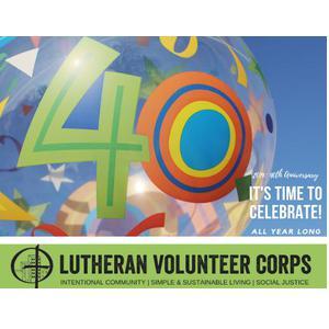 Lutheran Volunteer Corps's logo