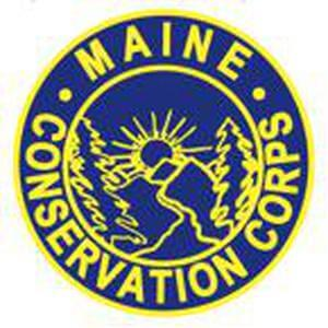 Maine Conservation Corps's logo
