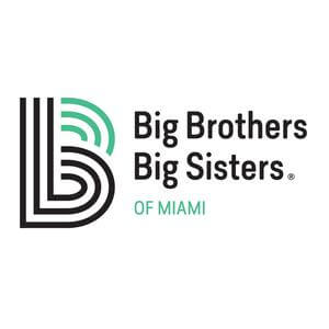Big Brothers Big Sisters of Miami's logo