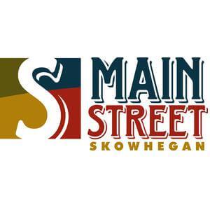 Main Street Skowhegan's logo