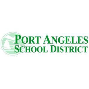 Port Angeles School District's logo