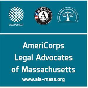 AmeriCorps Legal Advocates of Massachusetts's logo