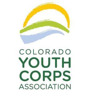 Colorado Youth Corps Association's logo