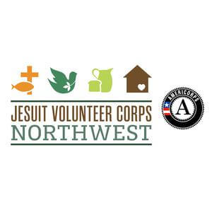 Jesuit Volunteer Corps (JVC) Northwest's logo