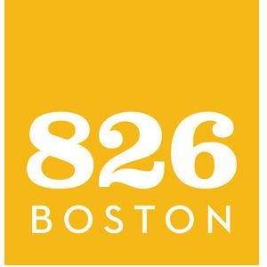 826 Boston's logo