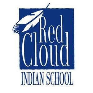 Red Cloud Indian School's logo