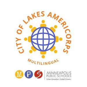 City of Lakes AmeriCorps's logo