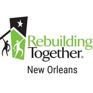 Rebuilding Together New Orleans's logo