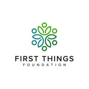 First Things Foundation's logo