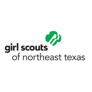 Girl scouts of Northeast Texas's logo