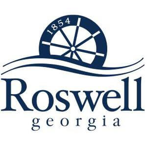 City of Roswell's logo