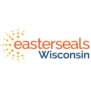 Easter Seals Wisconsin's logo