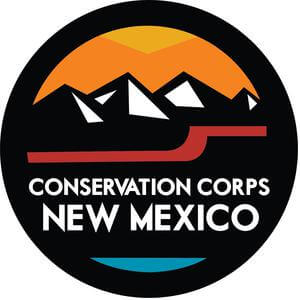Conservation Corps New Mexico's logo