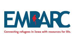 EMBARC's logo