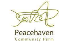 Peacehaven Community Farm's logo
