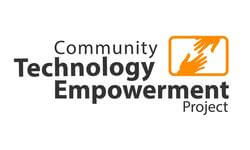 Community Technology Empowerment Project's logo